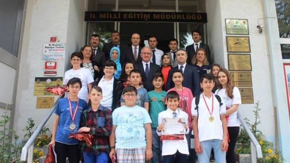 5. Ulusal Ünsal Tülbentçi Matematik Yarışması 2016